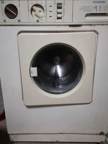 Máquina lavar roupa usada