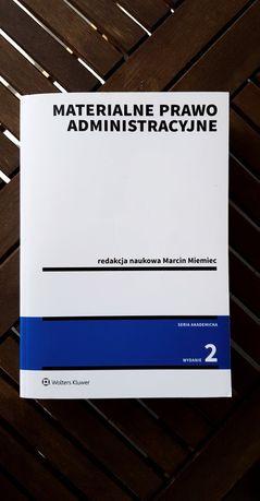 Materialne prawo administracyjne Miemiec wydanie 2
