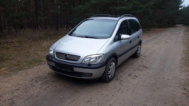 Opel  Zafira  1 8 Ben automat