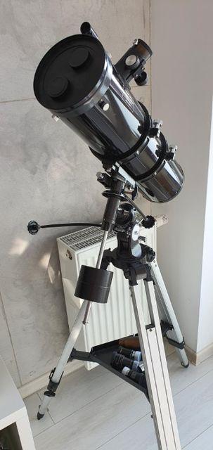 Teleskop Sky Watcher + dodatkowe okulary