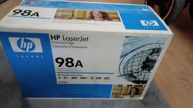 Nowy oryginalny Toner do HP LaserJet 92298A