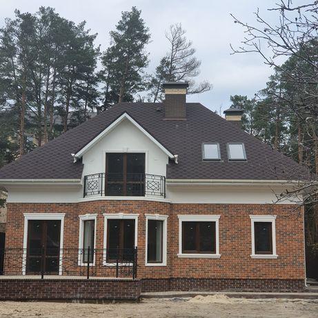 Новый дом с участком 7,5 соток Ирпень
