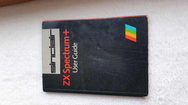 Instrukcja   ZX Spectrum +