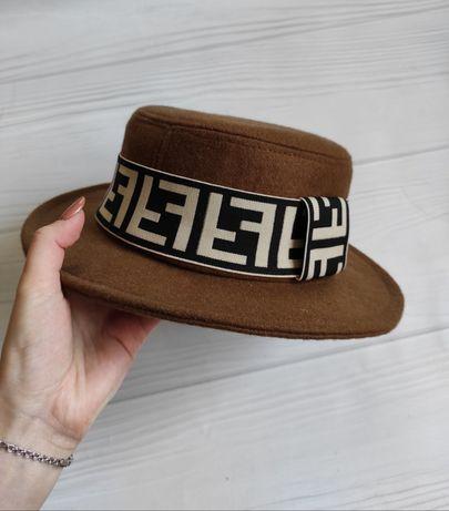 Шляпа фенди Fendi