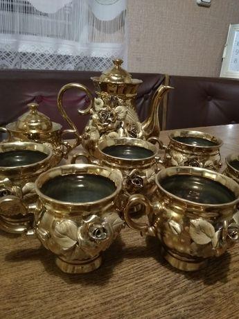 Сервизы чайные бу