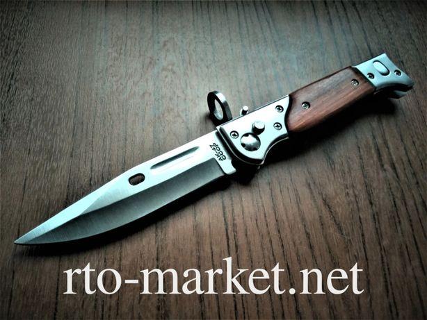 Нож выкидной (складной) штык нож AK-47