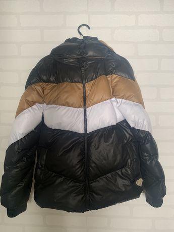 Nowa kurtka puchowa L