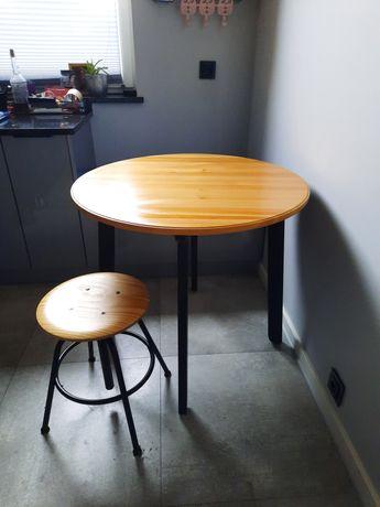 Stół drewniany Ikea Gamlared jak nowy