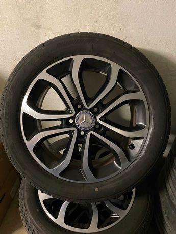 Jantes originais Mercedes  com pneus