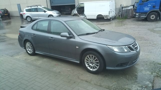 Saab 9-3 2008 рік