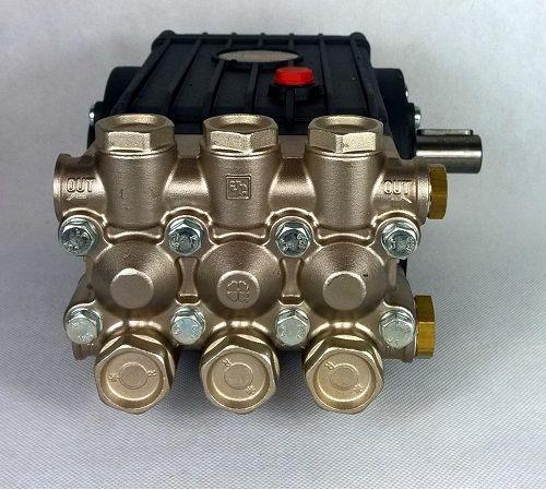 Pompa wysokociśnieniowa Interpump WS152 150 bar / 21 l/min/ 1260l/h