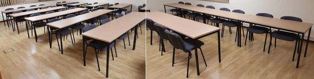 Mesas e Quadros de Formação