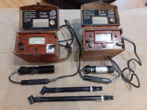 Rentgenoradiometr DP 66M DP66 Licznik Geigera wykrywacz promieniowania