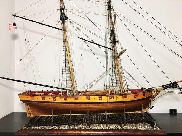 Drewniany model żaglowca Prince De Neufchatel zestaw Model Shipways