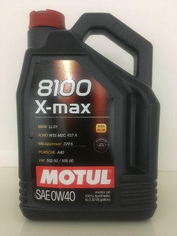 Óleo Motul X-MAX 8100