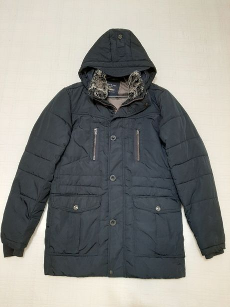 Tailor & Son спортивная стеганая куртка пуховик парка р. 50