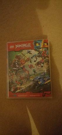 Album z kartami lego ninjago seria 2