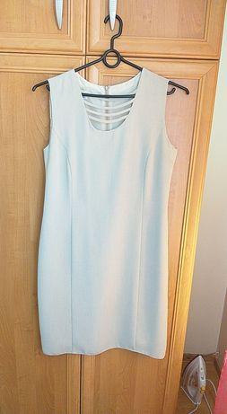 Sukienka z płaszczykiem r.40