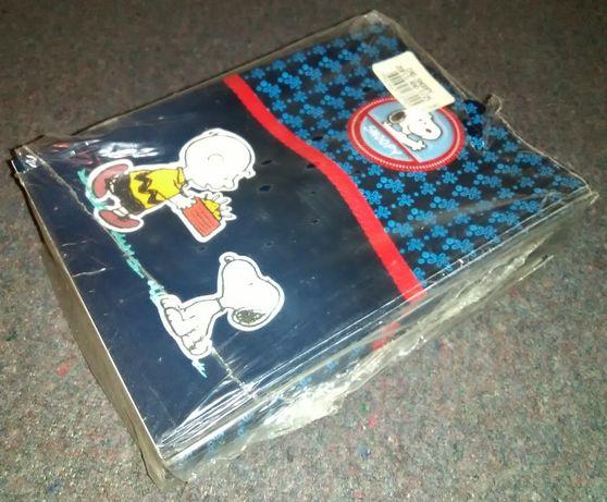 Caderno Snoopy