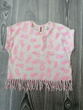 Футбока для дівчинки LC Waikiki футболка для девочки 92-98р