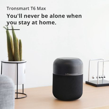 COLUNA Tronsmart Element T6 Max 60W Bluetooth 5.0