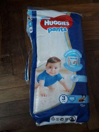 Підгузники памперси трусики  для хлопчиків Huggies  Pants