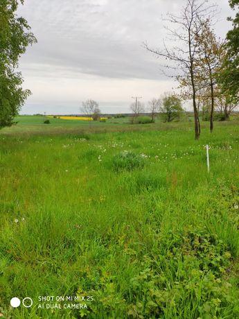Działka budowlana w okolicach Darłowa - wieś Cisowo