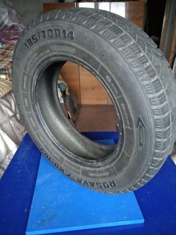 Продам зимние шины 185/70R14