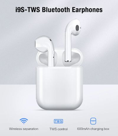 Airpod I9S tws - IOS/Android Bluetooth 5.0