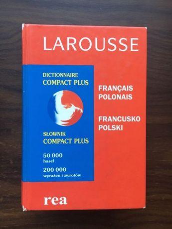 Słownik francusko polski