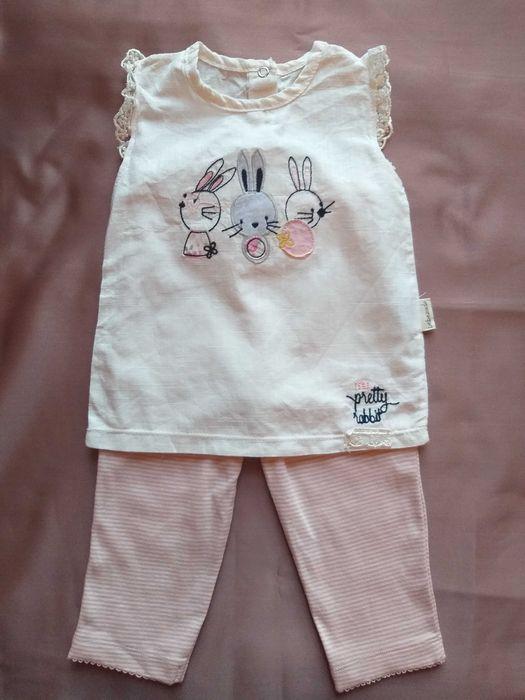 Літній костюмчик на 9 місяців Яремче - изображение 1