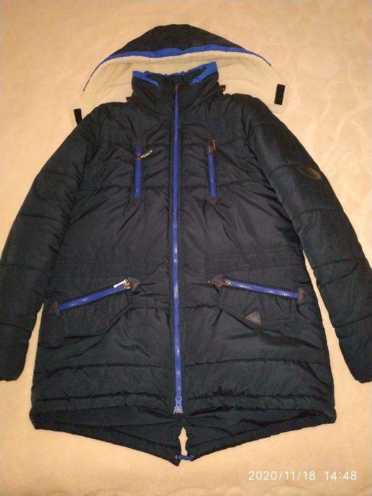 Куртка зимняя, размер 44,б/у, состояние отличное Кривой Рог - изображение 1