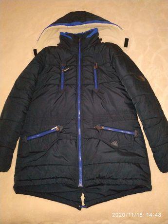 Куртка зимняя, размер 44,б/у, состояние отличное