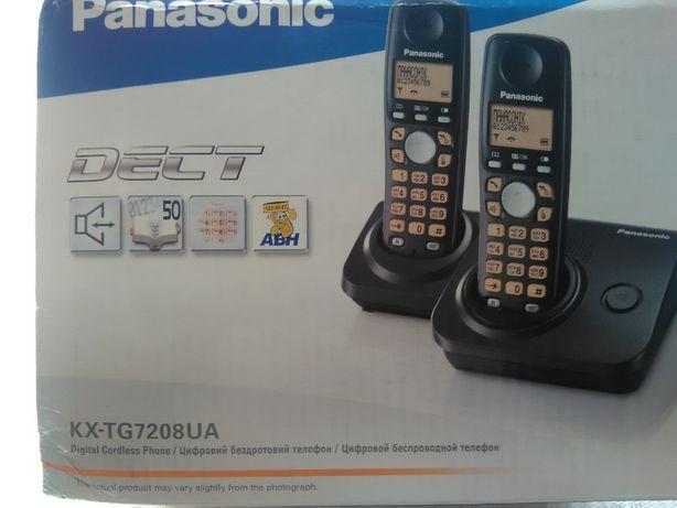радио телефоны панассоник