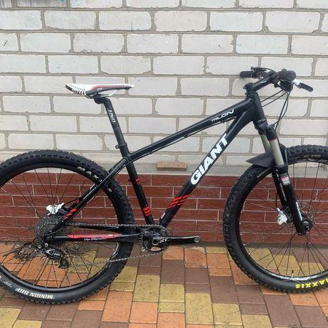 Велосипед Giant Talon 27,5 Rock Shox воздух не cannondale cube focus