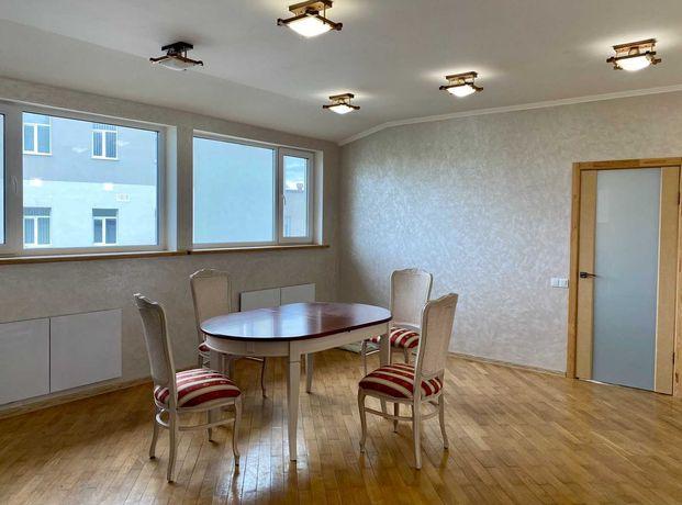 Продам укомплектовану квартиру в клубному будинку на Лебединці 55м2 VV