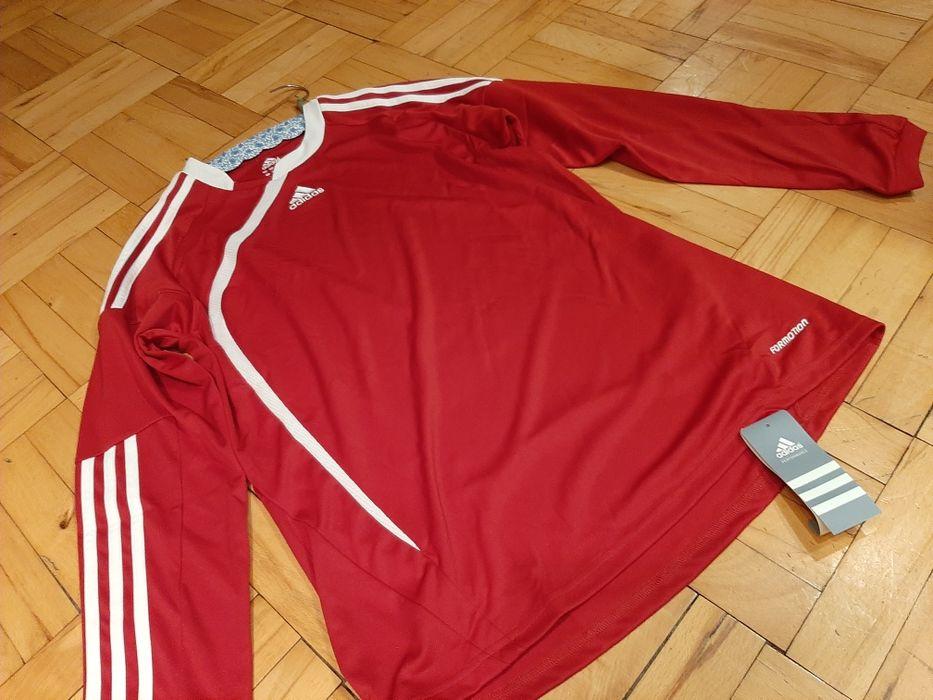 Bluzka adidas roz L Dębno - image 1