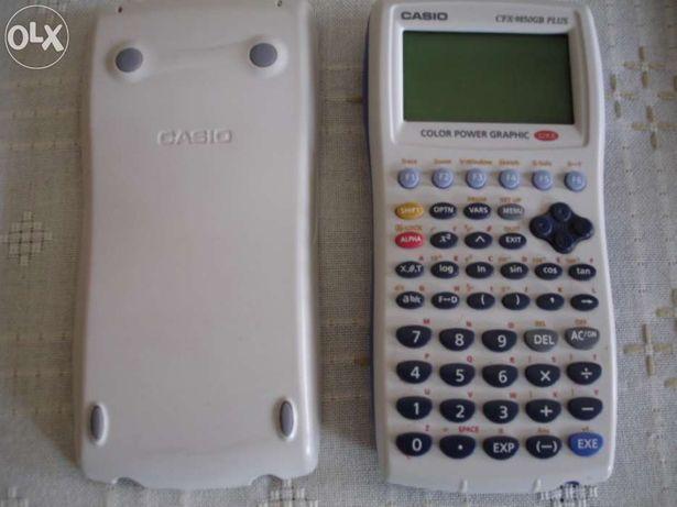 Calculadora Casio CFX-9850