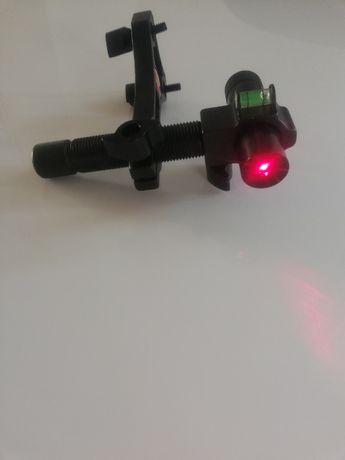 Celownik laserowy do łuku łuk bloczkowy klasyczny sportowy łucznictwo