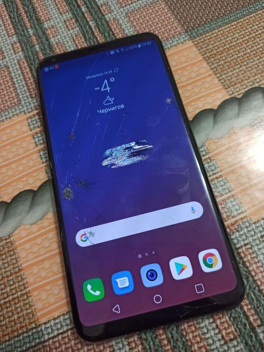 LG v35 Thinq обмен или продажа Чернигов - изображение 1