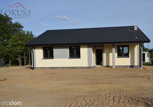 Na sprzedaż nowy dom 95 m2 w Osieku.