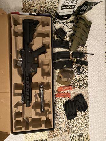 Zestaw ASG, karabin Specna Arms