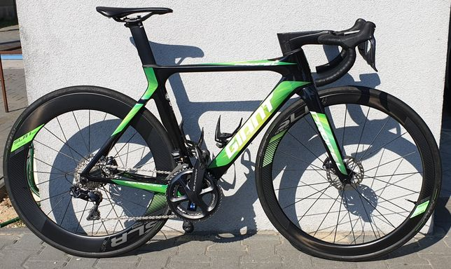 Giant Propel Advanced Pro Disc Di2 Stages nowa rama!!!