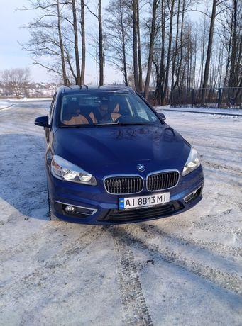 BMW 218D Grand Tourer Luxury