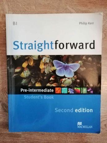 Podręcznik do angielskiego Straightforward B1