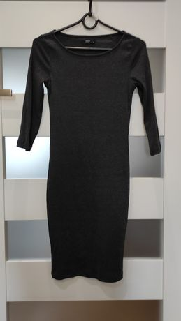 Dopasowana czara sukienka