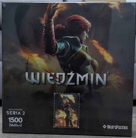 Bohaterowie Wiedźmina - Seria 2 TRISS