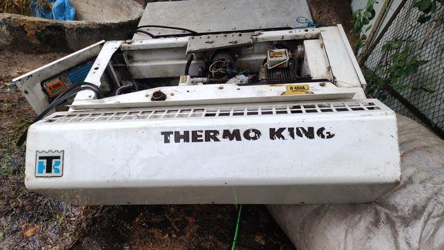 Холидильная установка  termo king для авто