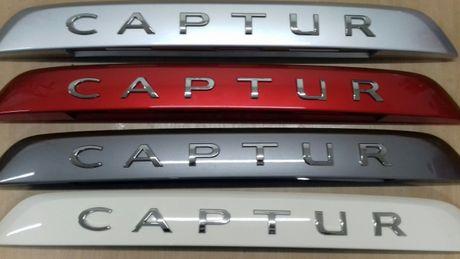 Blenda tylnej Klapy Renault Captur 4 kolory