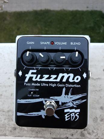 Продам/обмен EBS Fuzzmo (bass distortion/fuzz)